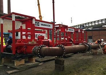 Industrie - Van Heck Group