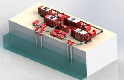 Deck lay out Windpark Friesland   Van Heck Group